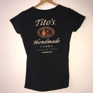 Tops - 🥃 TITO'S VODKA TEE 🥃
